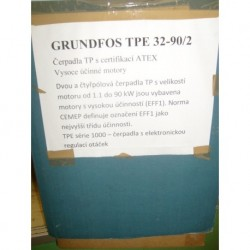 Čerpadlo oběhové - GRUNDFOS TPE 32-90|2