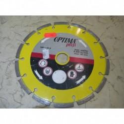 OPTIMA Profi 180 x 22,2, 8 500 ot/min - diamantový kotouč