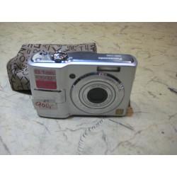 Digitální fotoaparát - PANASONIC LUMIX DMC-LS80