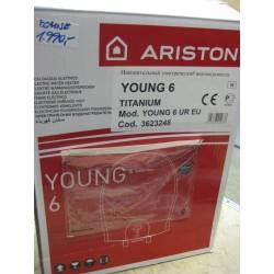 Elektrický ohřívač vody - ARISTON TITANIUM YOUNG 6
