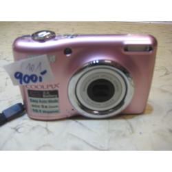 Digitální fotoaparát - NIKON L23,  10,1MPx