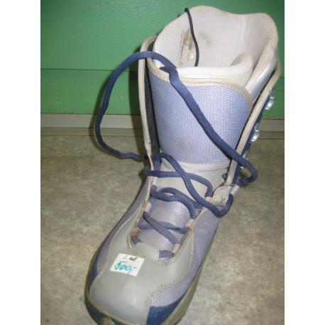 Snowbordové boty - vel.48
