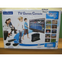 Hry  TV GAMES CONSOLE 120 - LEXIBOOK