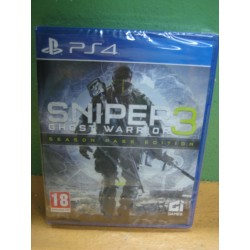 Hry PS4  SNIPER 3 Ghost Warrior