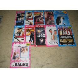 DVD filmy  - různé tituiy