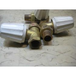 Hlavice - radiátorový ventil ND20