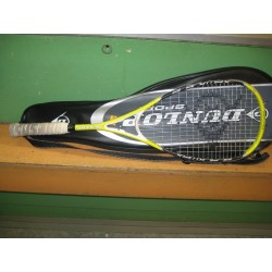 Squashová raketa - DUNLOP BLACK MAX GRAPHITE 500