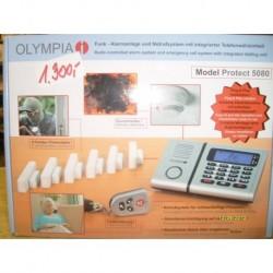 Zabezpečovací systém OLYMPIA Protect 5080